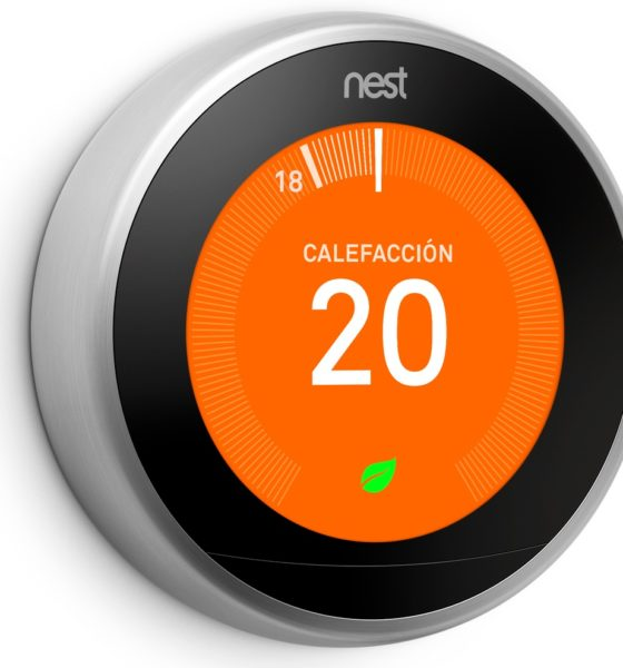 Análisis Google Nest Learning Thermostat 32