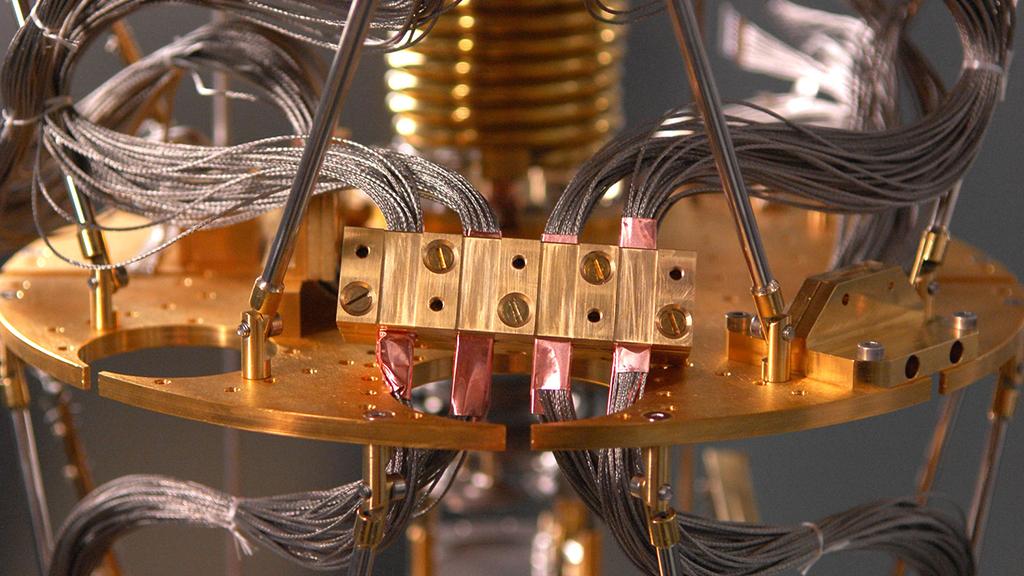 IBM planea construir una computadora cuántica universal 32