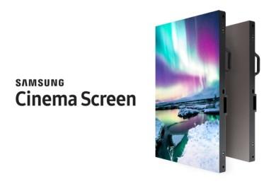 Samsung presenta su nueva pantalla de 10 metros con resolución 4K