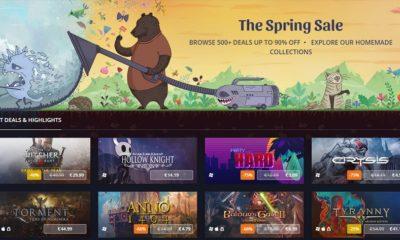 Good Old Games inicia sus rebajas de primavera con cientos de juegos en oferta 70