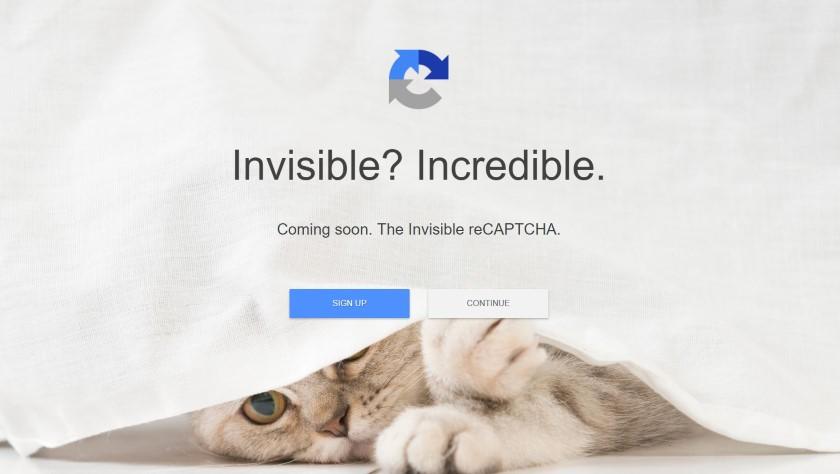 Invisible ReCAPTCHA o cómo Google sabrá que no eres un robot 28