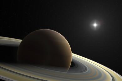Diez cosas interesantes sobre Saturno que igual no sabías