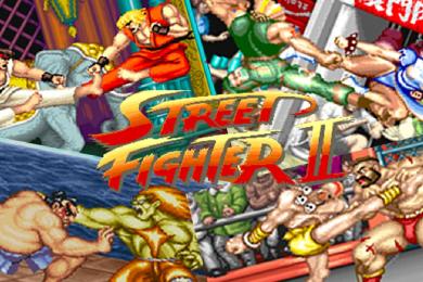 Evolución gráfica de los juegos de lucha 2D a través de los años