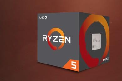 AMD lanza los nuevos RYZEN 5 en versiones de seis y cuatro núcleos