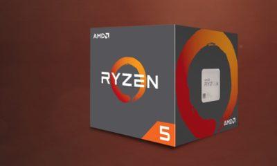 AMD lanza los nuevos RYZEN 5 en versiones de seis y cuatro núcleos 70