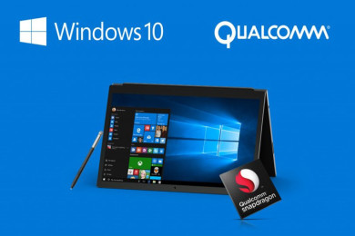 Qualcomm anuncia equipos ARM con Windows 10 en el último trimestre