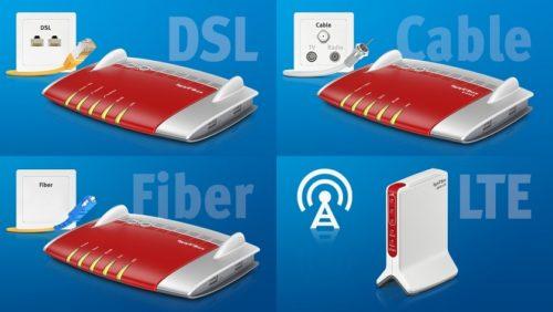 Calidad de la conexión WiFi y materiales de construcción, un pequeño vistazo