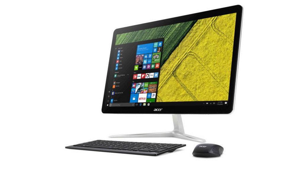 Acer Aspire U27, un AIO con Core i7 Kaby Lake y sin ventilador