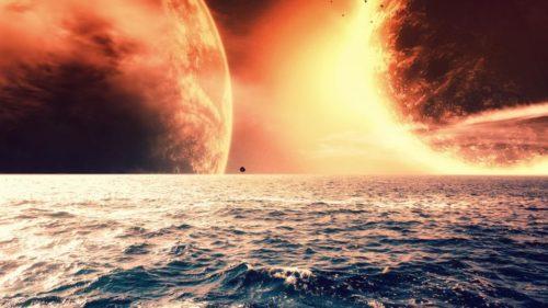 Los planetas más habitables podrían estar totalmente cubiertos de agua