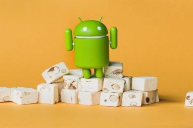 Android N gana cuota de mercado, pero sigue a niveles muy bajos