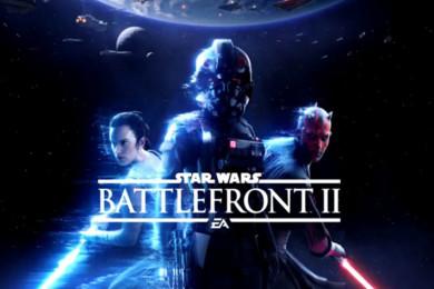 EA filtra el primer tráiler de Star Wars: Battlefront II