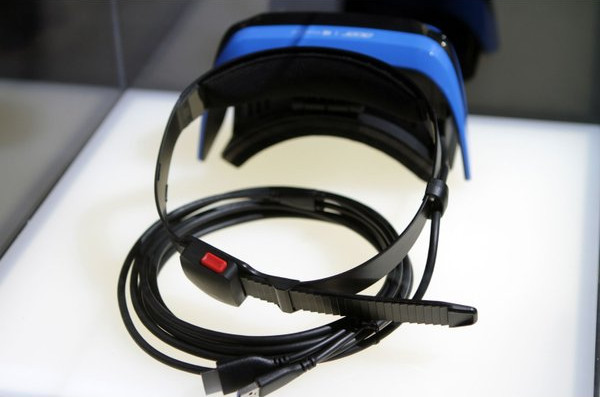 Cable conector del Acer Mixed Reality Developer HMD