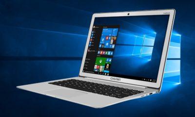 Chuwi LapBook 12.3, un portátil potente pero económico 78