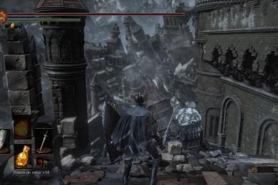 Análisis de Dark Souls 3: The Ringed City para PC