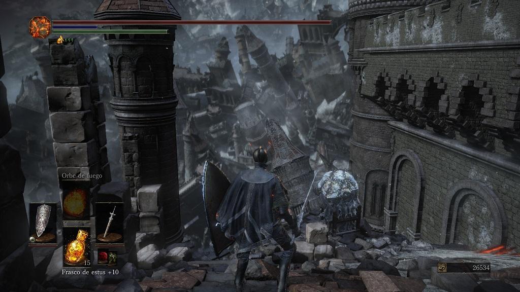 Análisis de Dark Souls 3: The Ringed City para PC 27