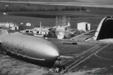 Google se va a al espacio con un dirigible gigante
