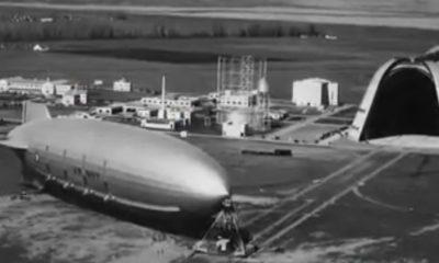 dirigible gigante
