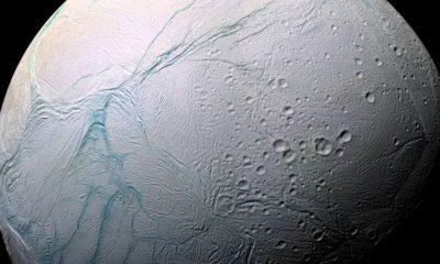 Podría haber vida en Encélado, una luna de Saturno 83