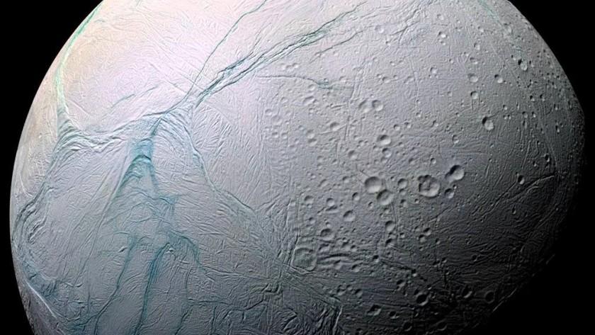 Resultado de imagen de Encelado