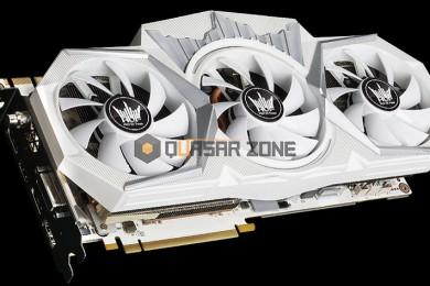 GALAX GeForce 1080 Ti Hall of Fame con tres conectores de 8 pines