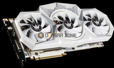 GALAX GeForce 1080 Ti Hall of Fame con tres conectores de 8 pines 31