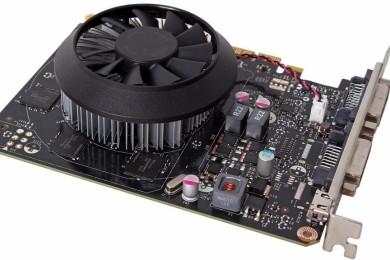 Primera prueba de rendimiento de la GT 1030 de NVIDIA