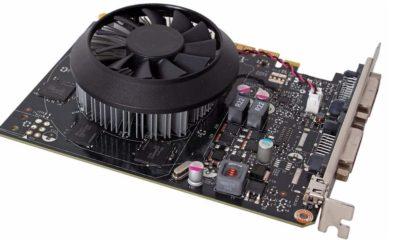 Primera prueba de rendimiento de la GT 1030 de NVIDIA 105