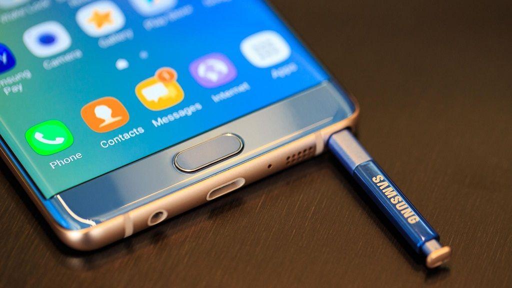Primeras imágenes del Galaxy Note 7 restaurado (refurbished) 32