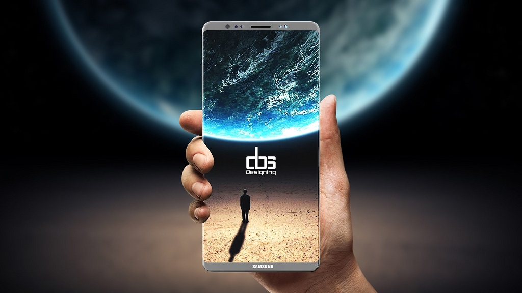 No te pierdas este fantástico diseño conceptual del Galaxy Note 8 28