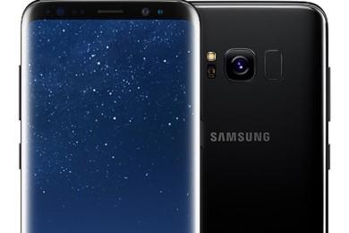Así de chulo es un Galaxy S8 transparente