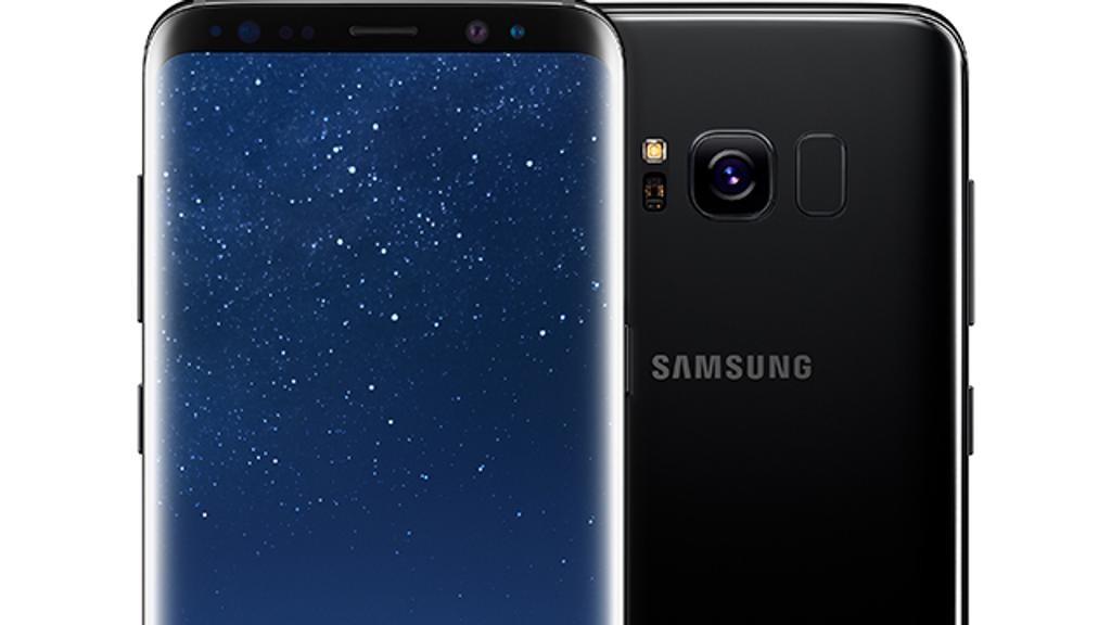 Así de chulo es un Galaxy S8 transparente 28