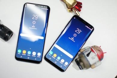 Usuarios del Galaxy S8+ tienen problemas con la carga inalámbrica