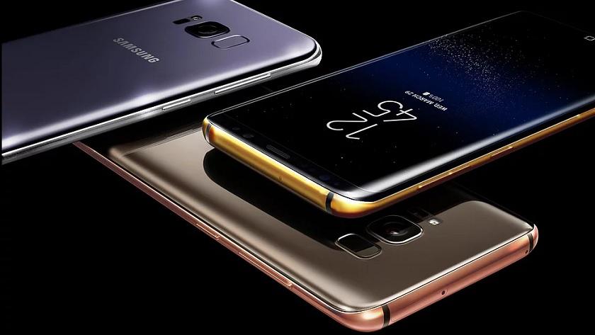 Truly Exquisite personaliza tu Galaxy S8 con un toque de oro 27