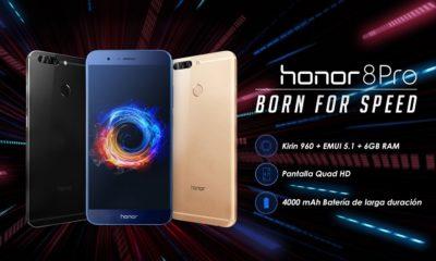 Nuevo Honor 8 Pro, especificaciones y precio 28