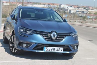 Renault Megane Sport Tourer, ambición