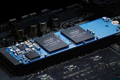 Ya está disponible la memoria Intel Optane