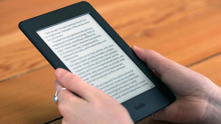 ¡Especial Verano! ¿Kindle de Amazon resistente al agua?