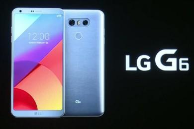 El LG G6 ofrecerá reconocimiento facial en junio