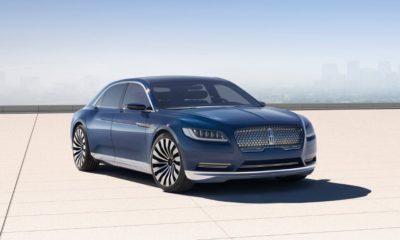 Lincoln Chauffeur, alternativa a Uber para personas ricas 50