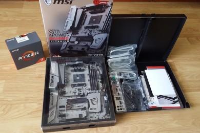 Análisis de la MSI X370 XPower Gaming Titanium