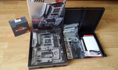 Análisis de la MSI X370 XPower Gaming Titanium 105
