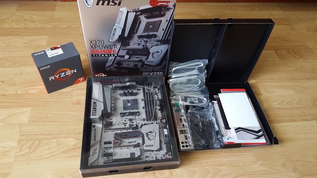 Análisis de la MSI X370 XPower Gaming Titanium 29