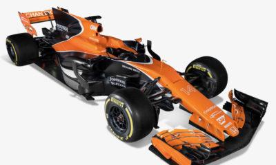 McLaren amplia la impresión en 3D de partes de sus coches 108