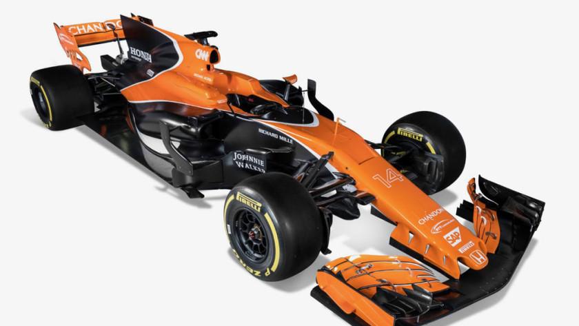 McLaren amplia la impresión en 3D de partes de sus coches