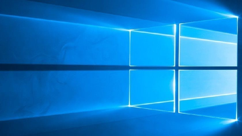 menú avanzado de Windows 10