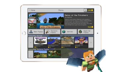 Minecraft tendrá microtransacciones que permitirán comprar objetos 88