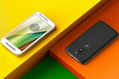 Moto E4 aparece en el vídeo del 44 aniversario de Motorola