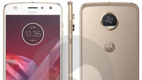 Moto Z2 Play, otro smartphone de Motorola