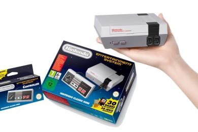 NES Classic Edition ha vendido 2,3 millones de unidades