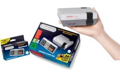 Nintendo descataloga también la NES Mini Classic en Europa 43